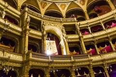 Old state opera Opera house Royalty Free Stock Images