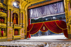 Old state opera Opera house Royalty Free Stock Photos