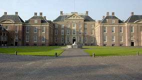 Old Stately House. In Holland Royalty Free Stock Photos