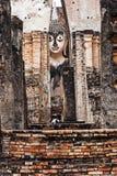Old statue buddha Stock Image