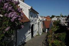 Old Stavanger Stock Images