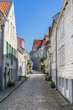 Old Stavanger Royalty Free Stock Photos