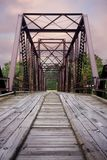 Old Steal Bridge Royalty Free Stock Images