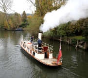 Old Steam Boat Stock Photo