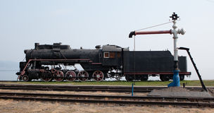Free Old Steam Engine Royalty Free Stock Photos - 20438888