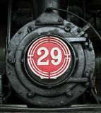 Old Steam Engine royalty free stock photos