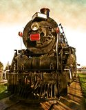 Old steam engine Stock Photography