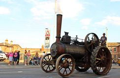 Old Steam engine Stock Photos