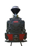 Old steam locomotive. Image of an old steam locomotive, made in 1910 Stock Photo
