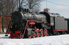 Free Old Steam Locomotive Stock Photos - 13859403
