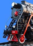 Old Steam Locomotive Stock Images