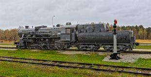 Free Old Steam Locomotive. Stock Photos - 52692913