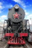 Old steam locomotive Royalty Free Stock Photos