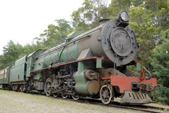 Free Old Steam Train Royalty Free Stock Photo - 5254915