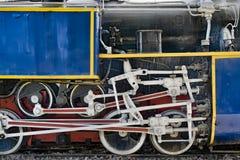 Old Steam Train Locomotive. New Delhi, India Royalty Free Stock Photography