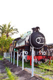 Old Steam train, Royalty Free Stock Image