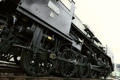 Old steam train Stock Photos