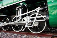 Old Steam train,Thailand Stock Photos