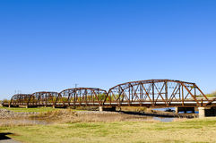 Free Old Steel Bridge Stock Photos - 22537703