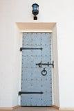 The old steel door Royalty Free Stock Image