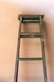 Old steel ladder Stock Image