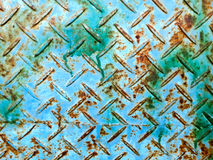 Old steel with rust background Royalty Free Stock Photos