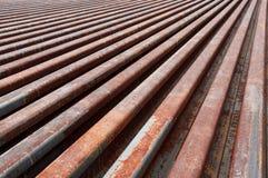 Old steel Stock Photo