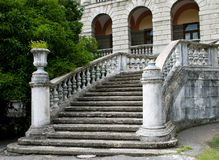 Old steps Stock Image