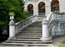 Old steps Stock Image