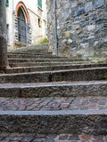 Old steps Royalty Free Stock Image