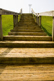 Old Steps At Park Stock Photos