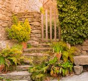 Old steps Royalty Free Stock Images