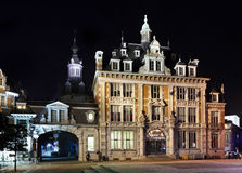 Old Stock Exchange on Place d'Armes. Namur. Belgium Royalty Free Stock Image