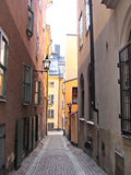Old Stockholm Royalty Free Stock Photography