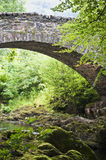 Old stone arched bridge Royalty Free Stock Image