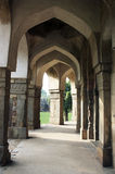 Old stone archways Royalty Free Stock Photography