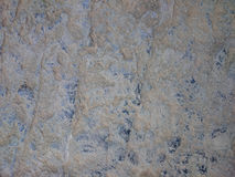 Old stone background texture. Cobblestone floor or wall rusty pa Stock Photo
