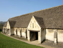 Old Stone Barn Stock Image