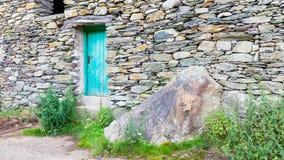Old Stone Barn Royalty Free Stock Photo