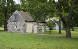 Old Stone Barn Royalty Free Stock Photo