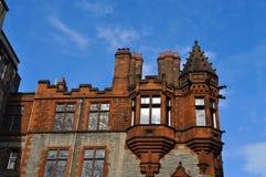 Free Old Stone Blocks Building In Edinburgh. Royalty Free Stock Photos - 36227448