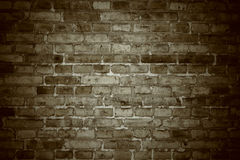 Old stone brick wall as background Stock Photo