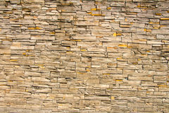 Old stone brick wall texture Royalty Free Stock Photography