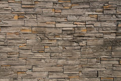 Old stone brick wall texture Royalty Free Stock Images