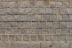 Old stone brick wall texture Royalty Free Stock Photo