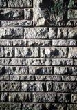 Old stone bricks wall pattern texture Stock Photos