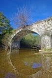 Old stone bridg Stock Photography