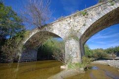 Old stone bridg Royalty Free Stock Image