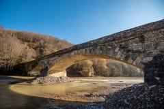 Old stone bridge Stock Photography