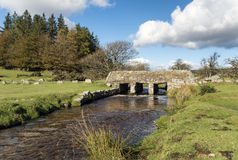 Old Stone Bridge Stock Image